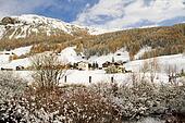 Livigno landscape