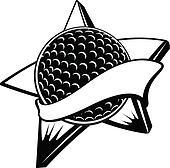 Golf Star Banner