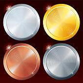 Round Vector Plates