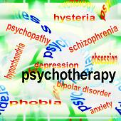 concept psychotherapy background