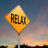 Relax concept.