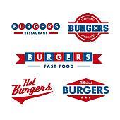 vintage fast food restaurant logo s