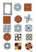 Carpet Border Frame Pattern
