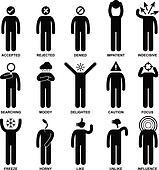 People Man Emotion Feeling Action