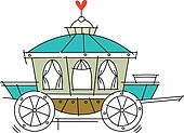 icon carriage