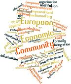 Word cloud for European Economic Community