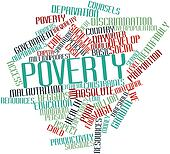 Word cloud for Poverty