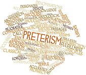 Word cloud for Preterism
