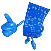 Home Construction Blueprint