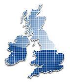 solar panel England