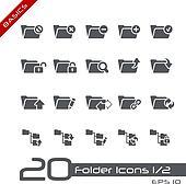 Folder Icons - Set 1 of 2 // Basics