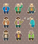 boss stickers