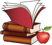Books, Apple for the Teacher