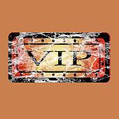 Gold VIP card.