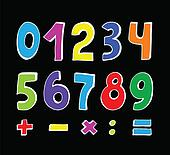 set of numbers