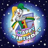 Happy birthday Jester