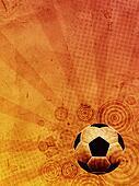 vintage football background