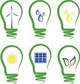 concept, symbolizing the alternative energy