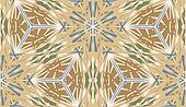 Seamless kaleidoscope camouflage