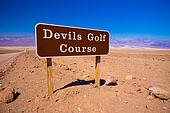 Devils Golf Course Death Valley