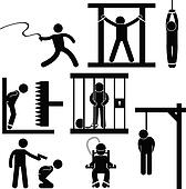 Punishment Torture Execution Symbol