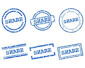 Share stamps