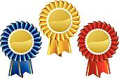 Rosette Medals