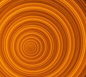 Concentric circles like wooden rings