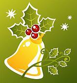 Christmas handbell