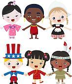 Multicutural Kids