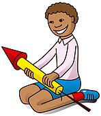happy boy 03