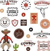 Old western designs