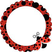 Ladybugs Clip Art - Royalty Free - GoGraph