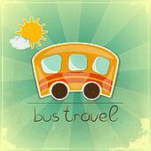 Fun bus travel card