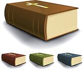 Big Old Holy Bible Books Set