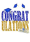 Congratulations for 2013
