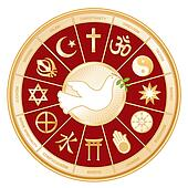 World Religions, Dove of Peace