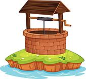 a well and water