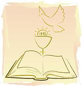 first holy communion -  holy spirit