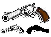 revolvers set