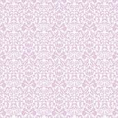 Seamless Lavender & White Damask