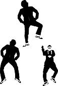 gangnam dancers