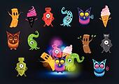 Curious Monster Collection