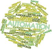Word cloud for Automation