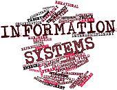 Word cloud for Information systems