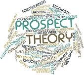 Word cloud for Prospect theory