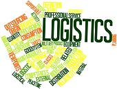Word cloud for Logistics
