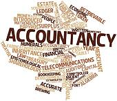 Word cloud for Accountancy
