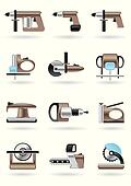 Building and furniture power tools