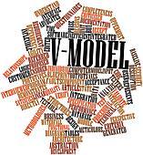 Word cloud for V-Model